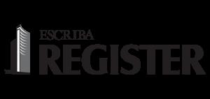Escriba Sistema Register