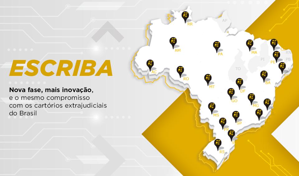 A Escriba e o permanente compromisso com os Cartórios extrajudiciais do Brasil